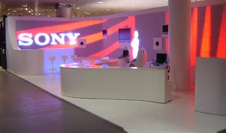 SONY Midem Cannes 2006