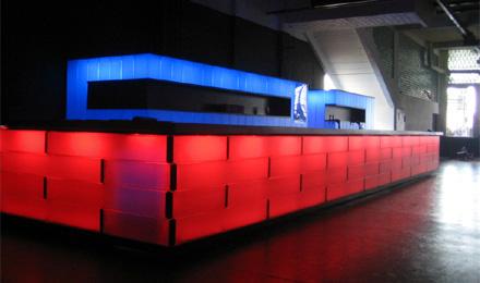 Glashaus Arena Bar