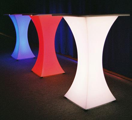 LED Stehtisch 2.0