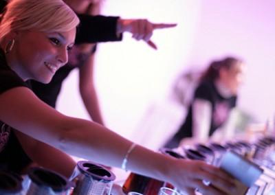 Stilwerk Hamburg: Eršffnung der Samova - Lounge