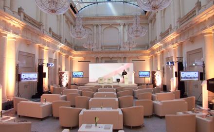 Großer Ballsaal Hotel de Rome Berlin