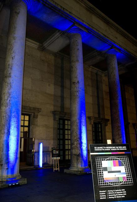 AS&S Roadshow 2006 München Haus der Kunst