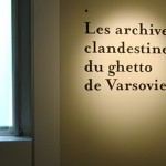 RINGELBLUM ARCHIVES Paris