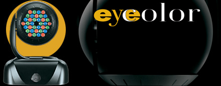RD Ayrton Eyecolor LED Moving Head