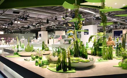 Leonardo zur Ambiente in FFM