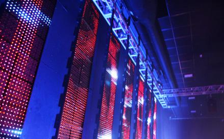 Room Division zur Cebit 2007 im Peppermint Pavillion Hannover