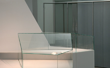 Room Division Lichtsteuerung eines Concept Store in Berlin Mitte