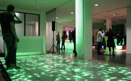 Room Division Showroom zum DESIGNMAI 2007