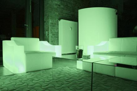 Room Division Showroom zum DESIGNMAI 2007 zeigt Stephan Schillgen
