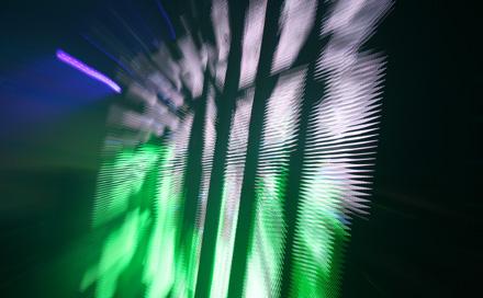 Room Division zum MELT! Festival 2007 Gemini Stage