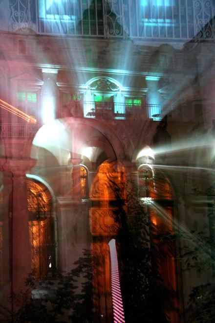 SCHLOSS BEESENSTEDT LED beleuchtet