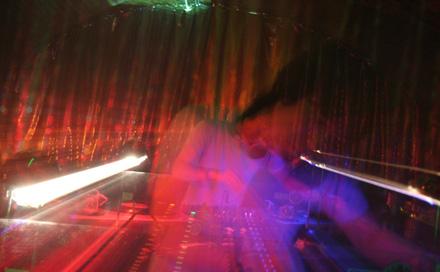 LOVELY TOKYO Club Arm Kassel DJ SHIRAKURA