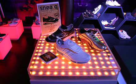 SNEA-Q STYLE NIGHT im Cascade Club Berlin