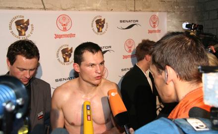 1. WM SCHACHBOXEN WCBO Halbschwergewicht - Weltmeister