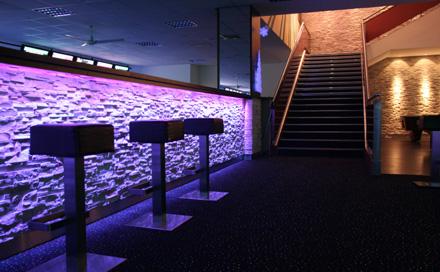 Berolina Bowling Lounge Berlin Zugang