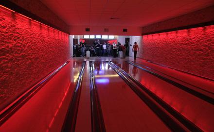 Berolina Bowling Lounge VIP Bahnen