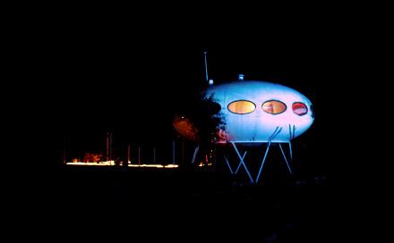 RECHENZENTRUM Berlin UFO