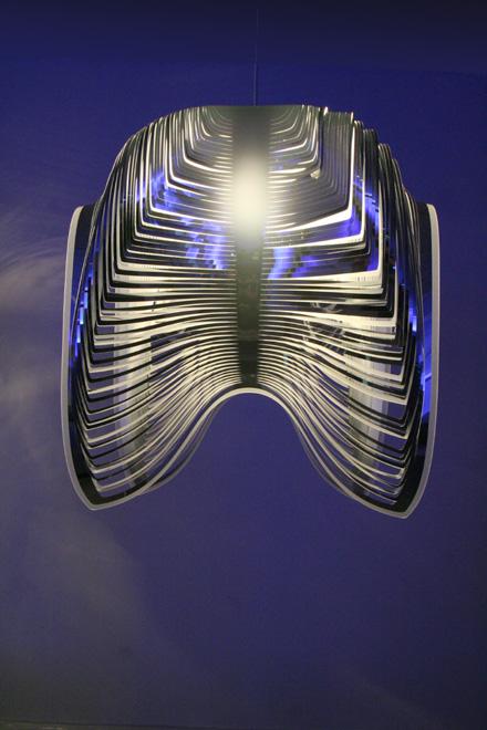 ONON Surface Lamp präsentiert von Room Division zum DMY 2008