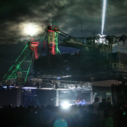 MELT! 2008 Big Wheel Stage by Room Division