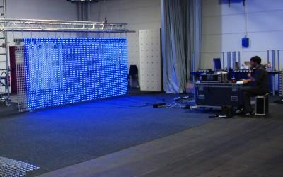LED 3D Mesh Probe