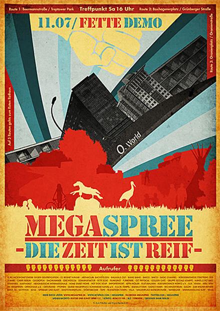 MEGASPREE – Die Zeit ist Reif