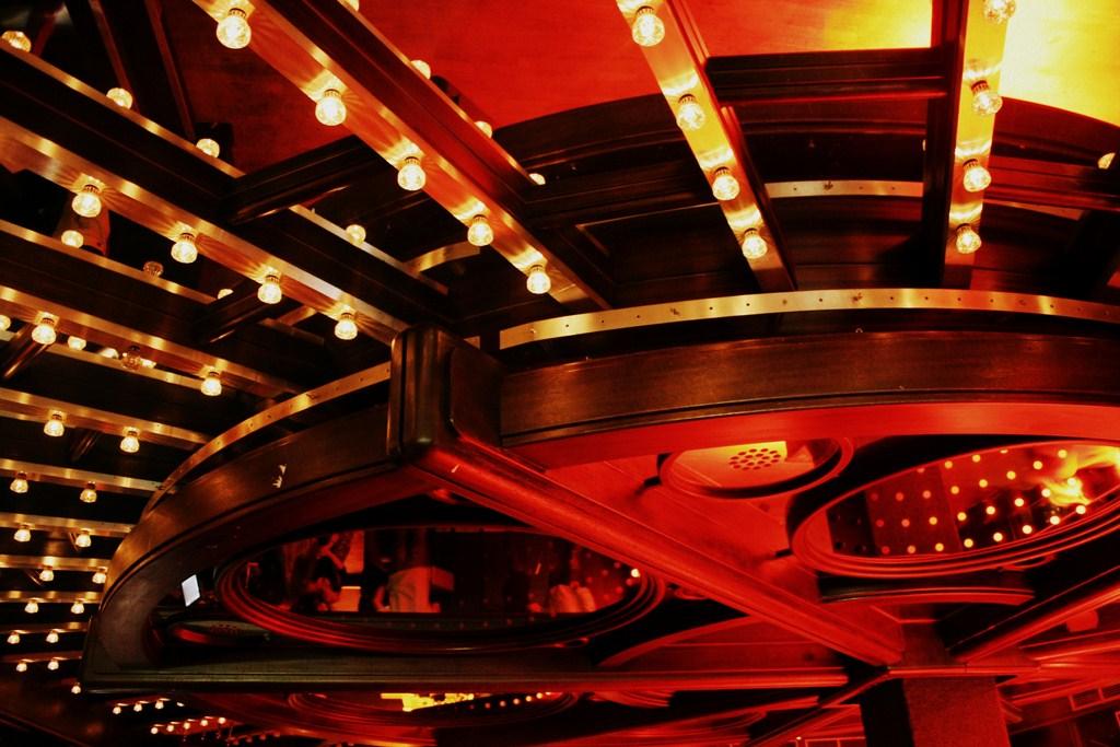 CORD Club München Ceiling-1